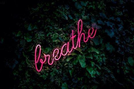 Hardlopen ademhaling beter