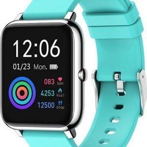 Dylero Fit Good - Smartwatch / Fitness Tracker - Blauw