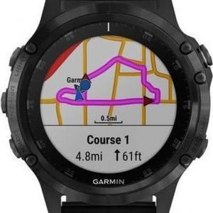 Garmin fenix 5 Plus - Smartwatch - Zwart