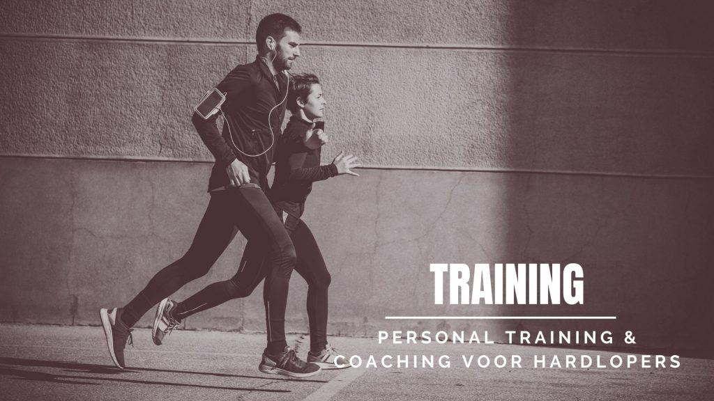 personal training coaching hardlopers