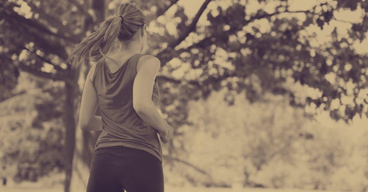 hardlopen en afvallen blog